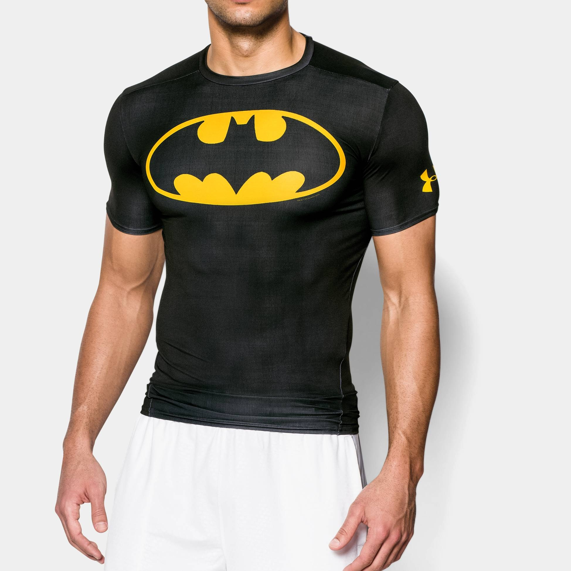 Fitness clothing under armour ss compression shirt for Sports shirts near me
