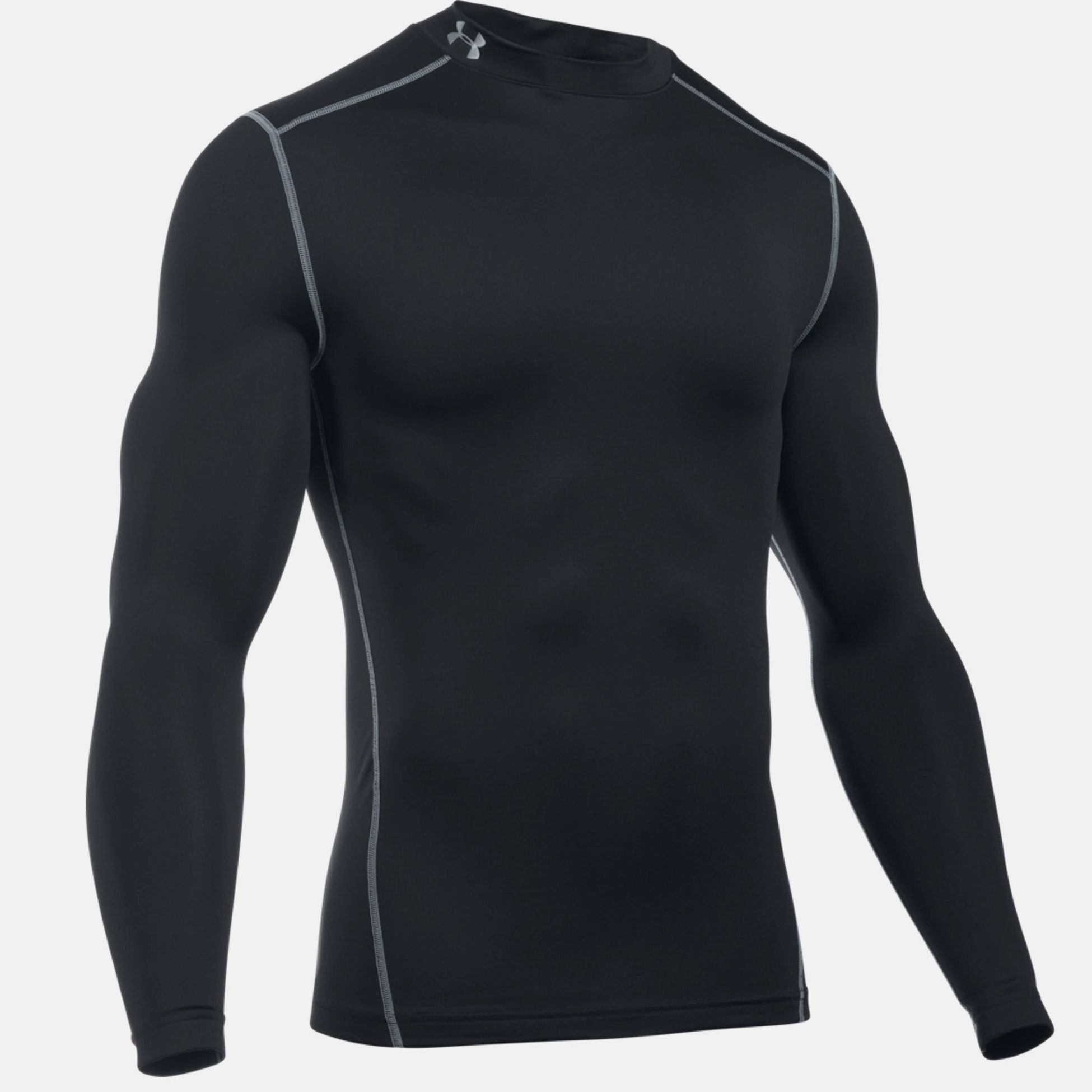Clothing -  under armour ColdGear Armour Compression Mock 5648