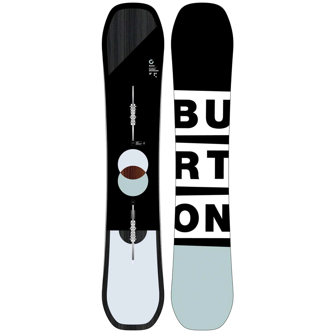 Boards -  burton Custom Flying V