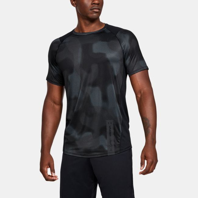 Clothing -  under armour MK-1 Printed Short Sleeve 5245