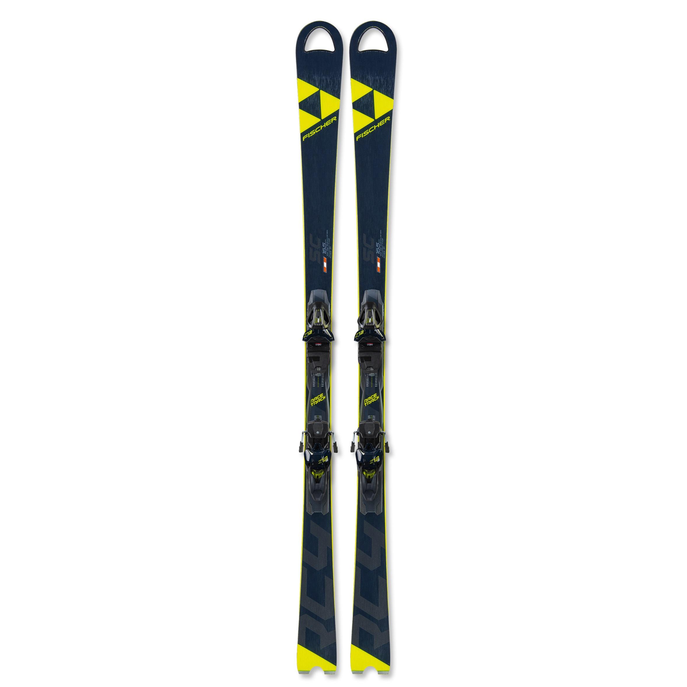 Ski -  fischer RC4 WC SC Racetrack + RC4 Z12 GW