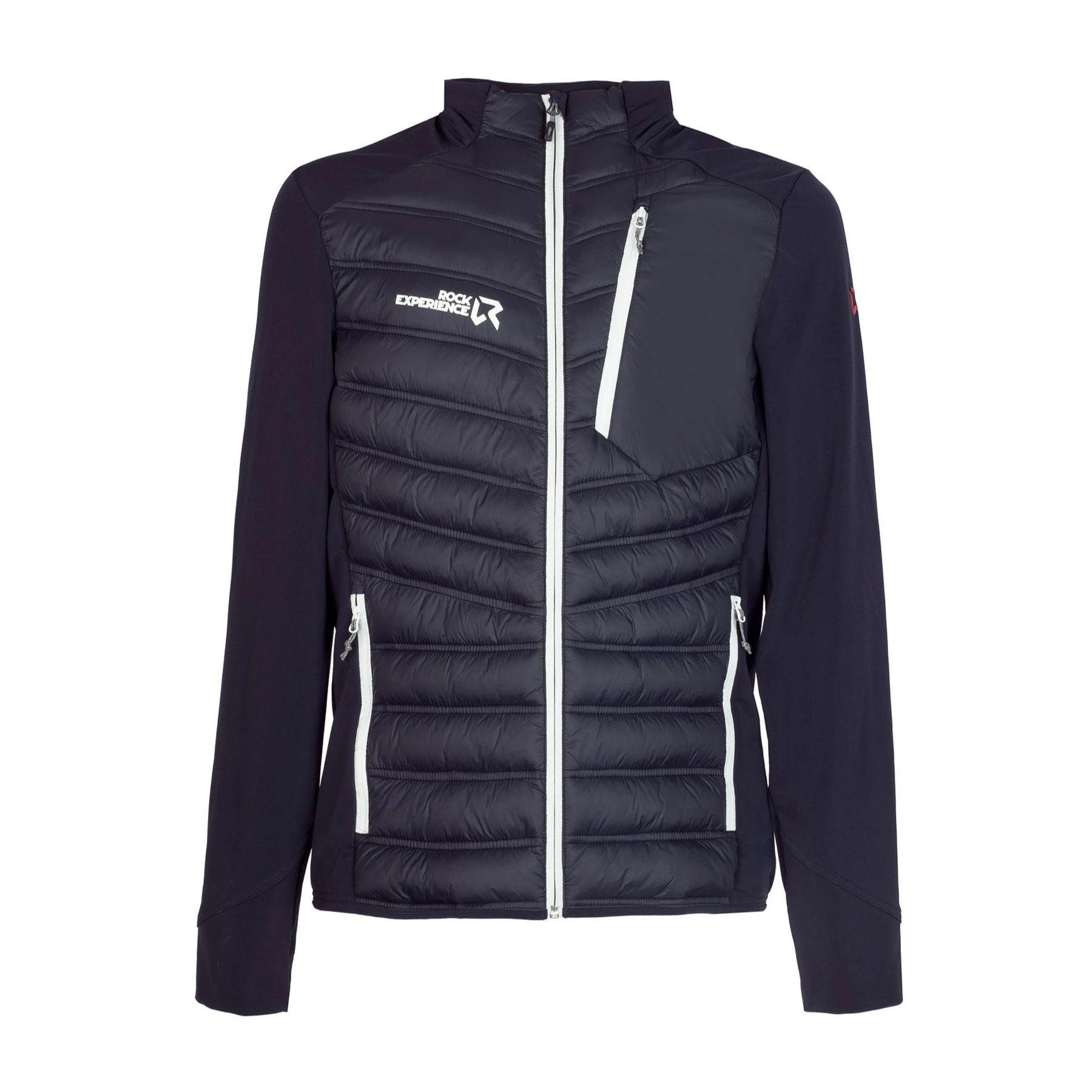 Clothing -  rock experience Parker men hybrid jacket