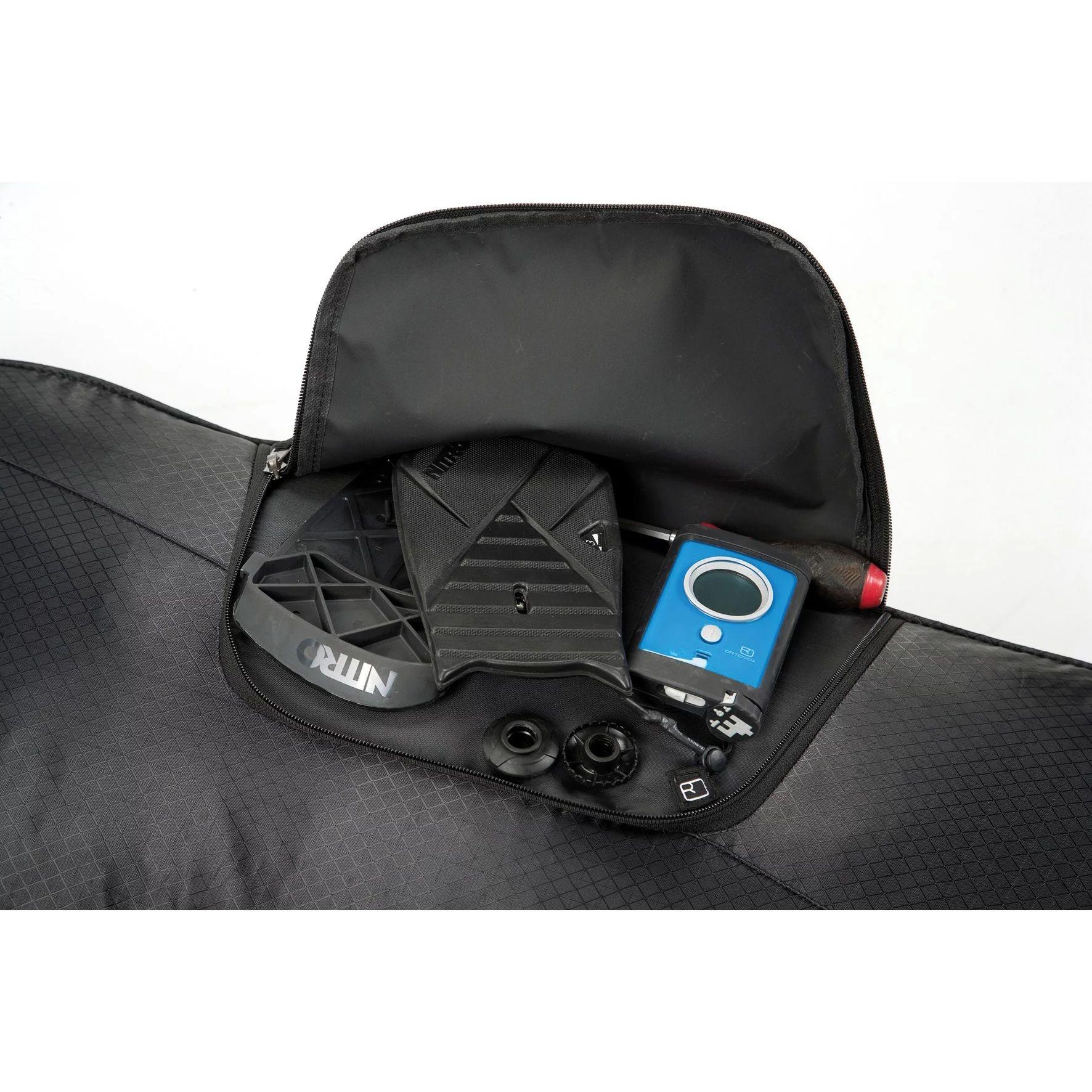 NITRO Snowboard Boardbag Tasche CARGO Boardbag 2021 forged camo Snowboardbag