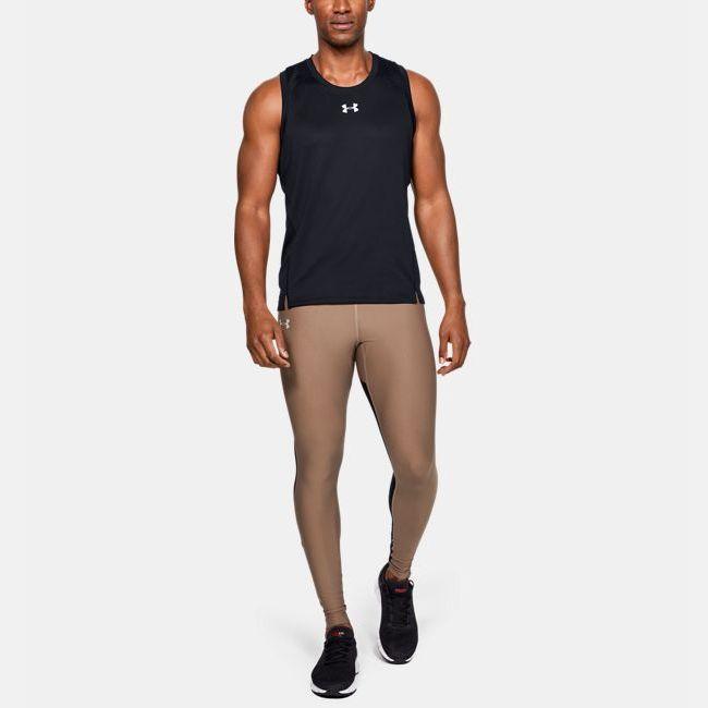 Clothing -  under armour UA Qualifier HexDelta Singlet 6586