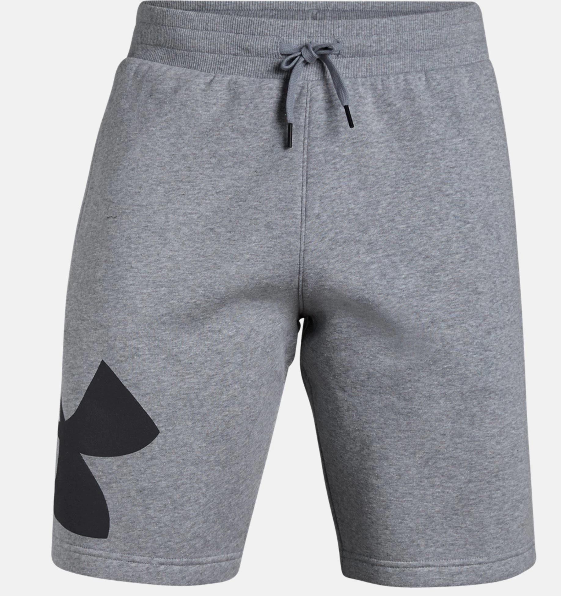 Clothing -  under armour UA Rival Fleece Logo Shorts 9747