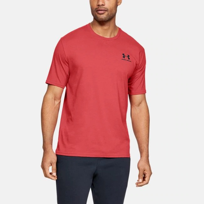 Clothing -  under armour UA Sportstyle Left Chest T-Shirt 6799