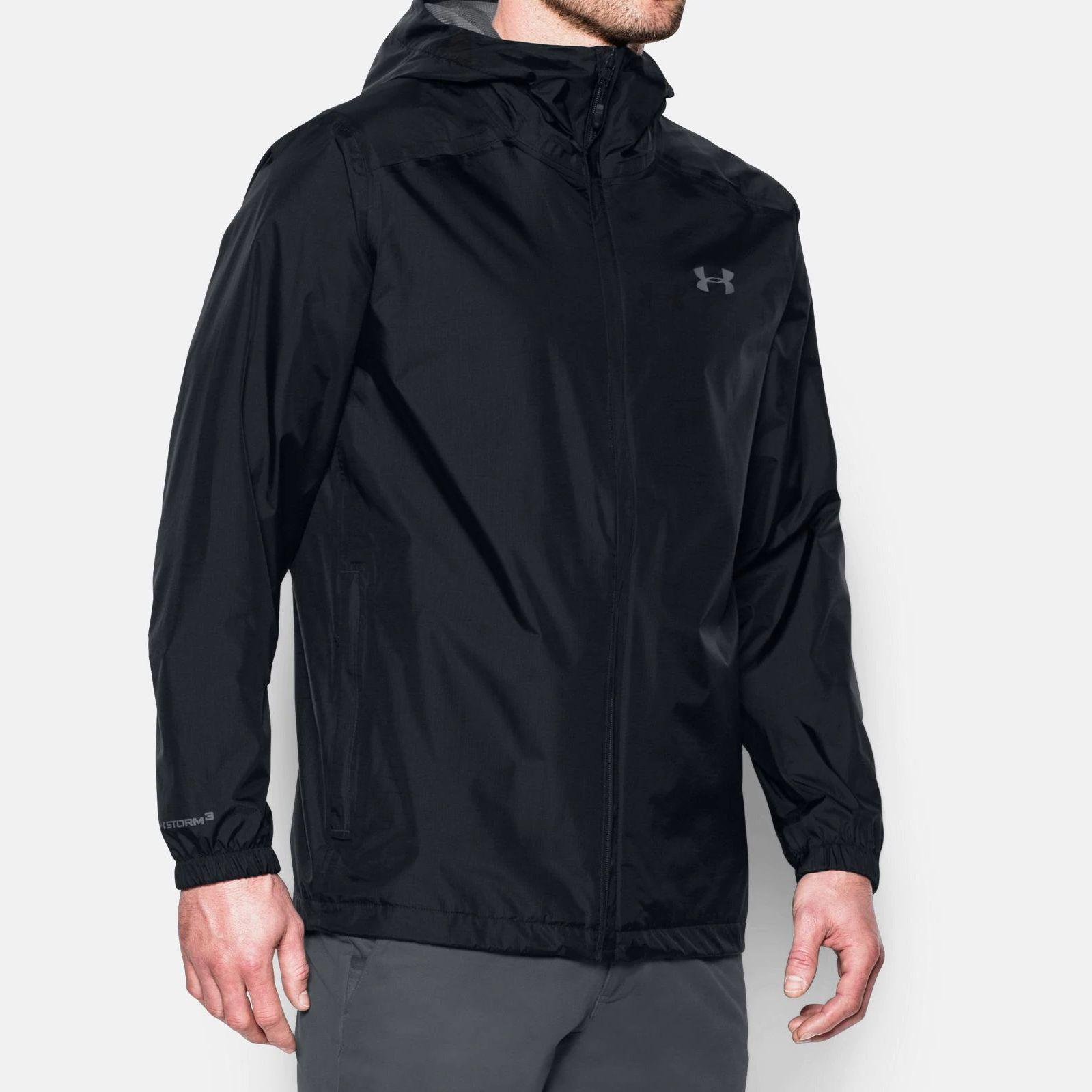 Clothing -  under armour UA Storm Bora Jacket 2014
