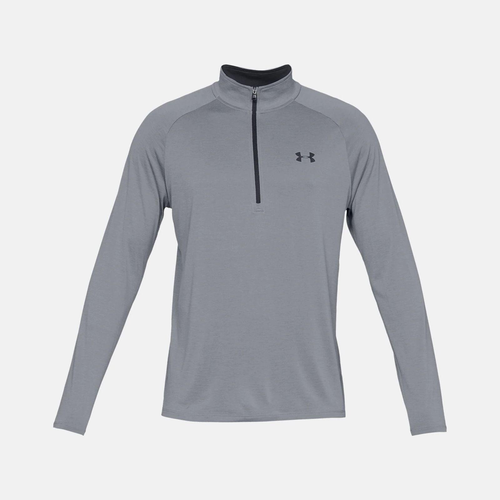 Clothing -  under armour UA Tech 1/2 Zip Long Sleeve 8495