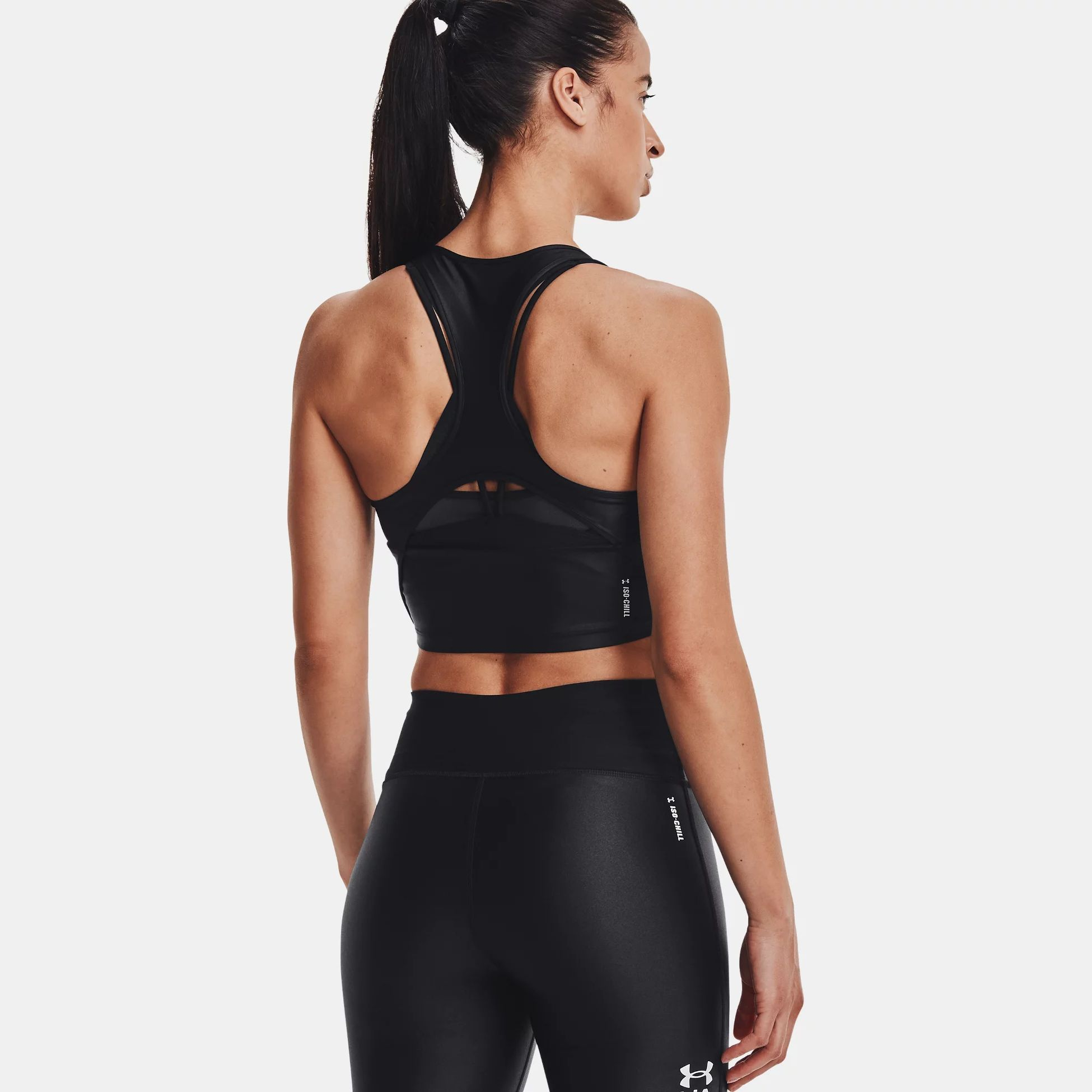 Clothing -  under armour Iso-Chill Crop Tank