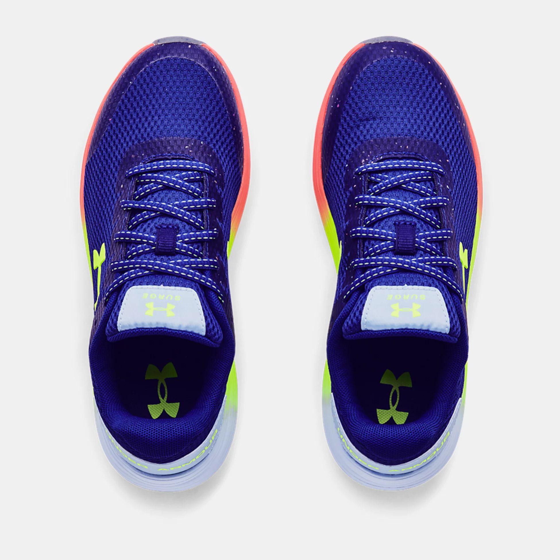Shoes -  under armour Grade School Surge 2 Splash 4102