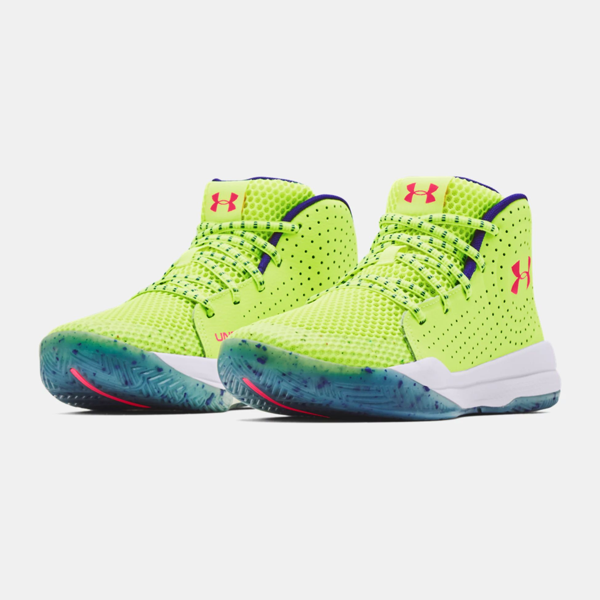 Shoes -  under armour Grade School UA Jet Splash 4120