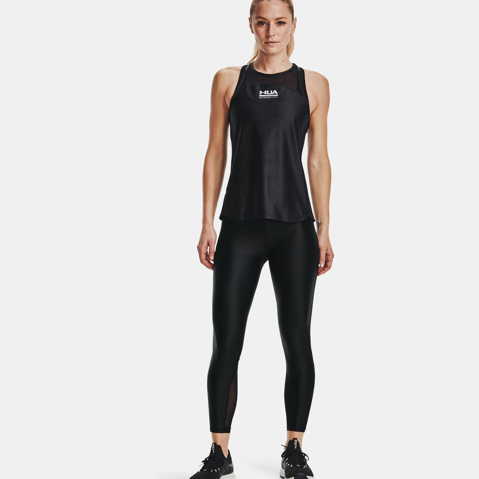 Clothing -  under armour Iso-Chill Ankle Leggings