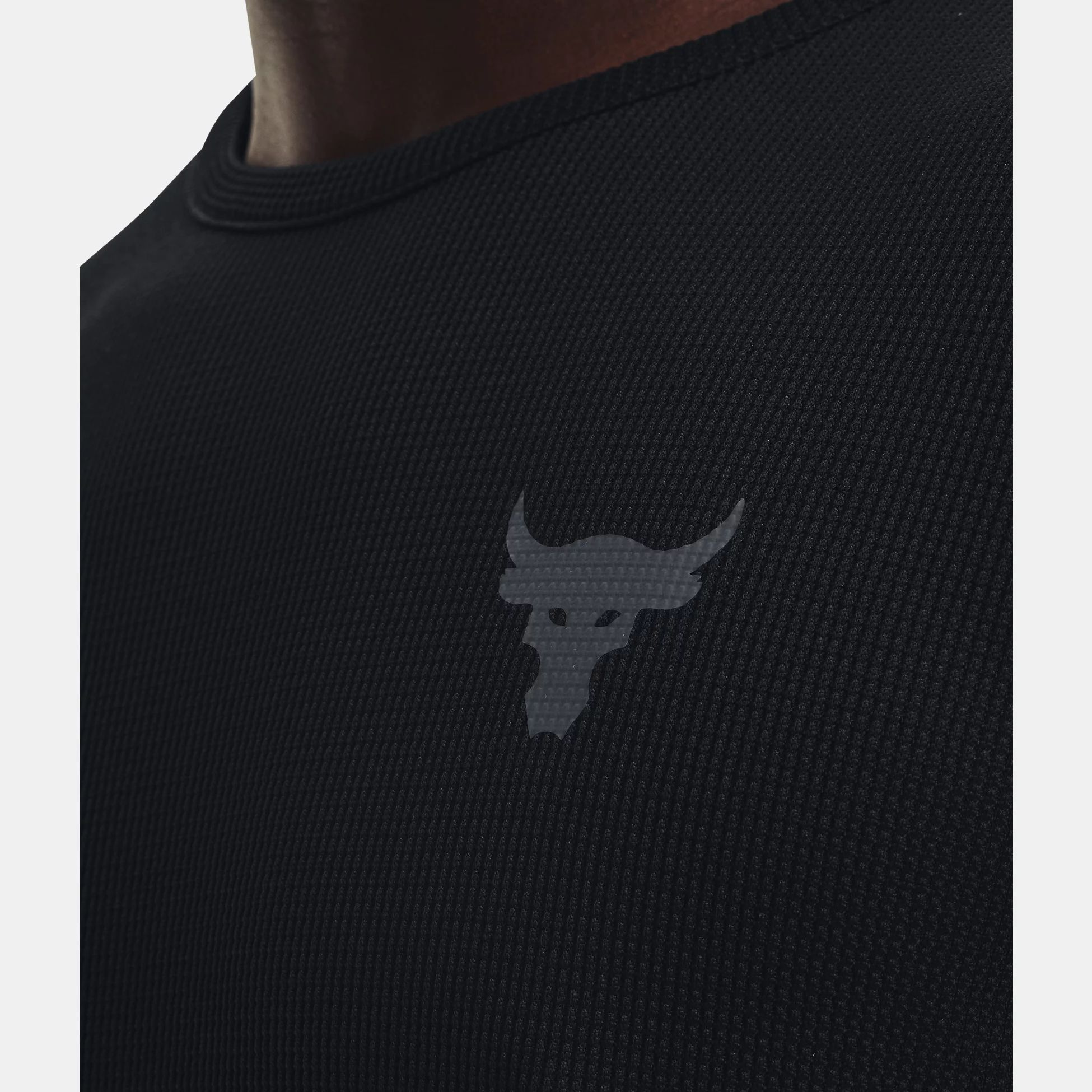 Clothing -  under armour Project Rock Authentic Crew