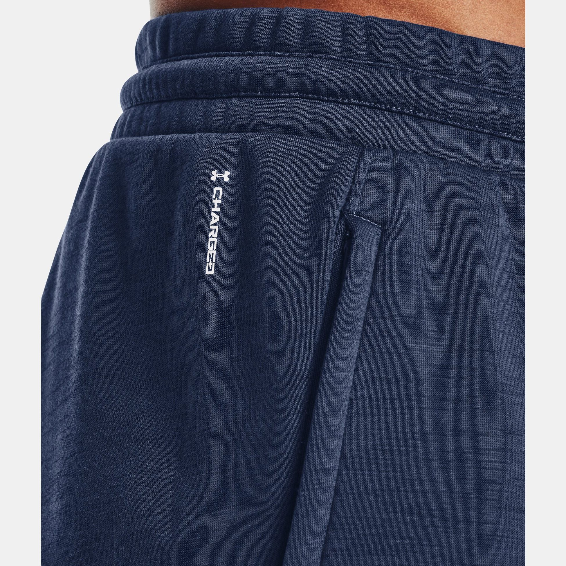 Clothing -  under armour Project Rock Charged Cotton Fleece Hoodie
