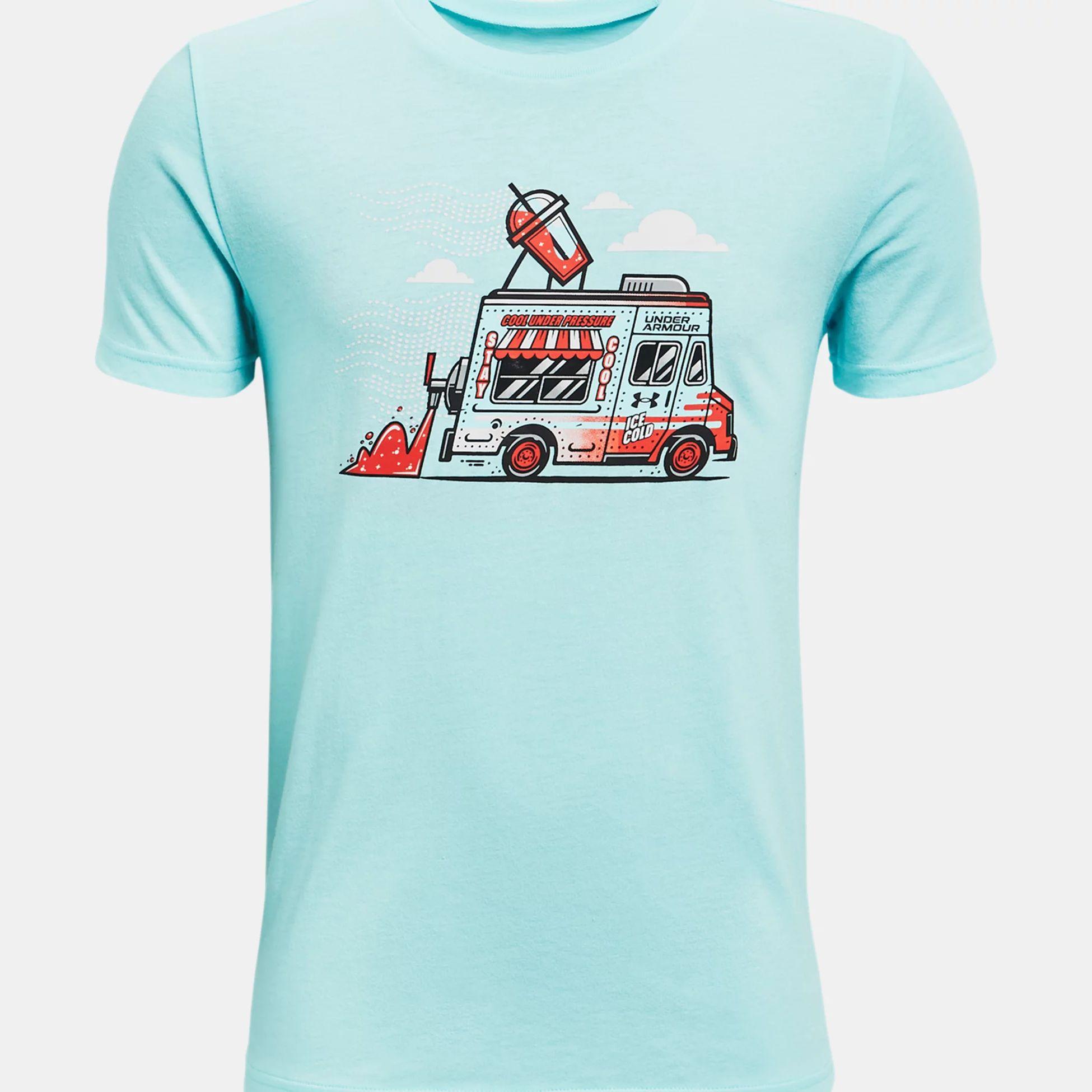 Clothing -  under armour SP Ice Cream Truck Short Sleeve