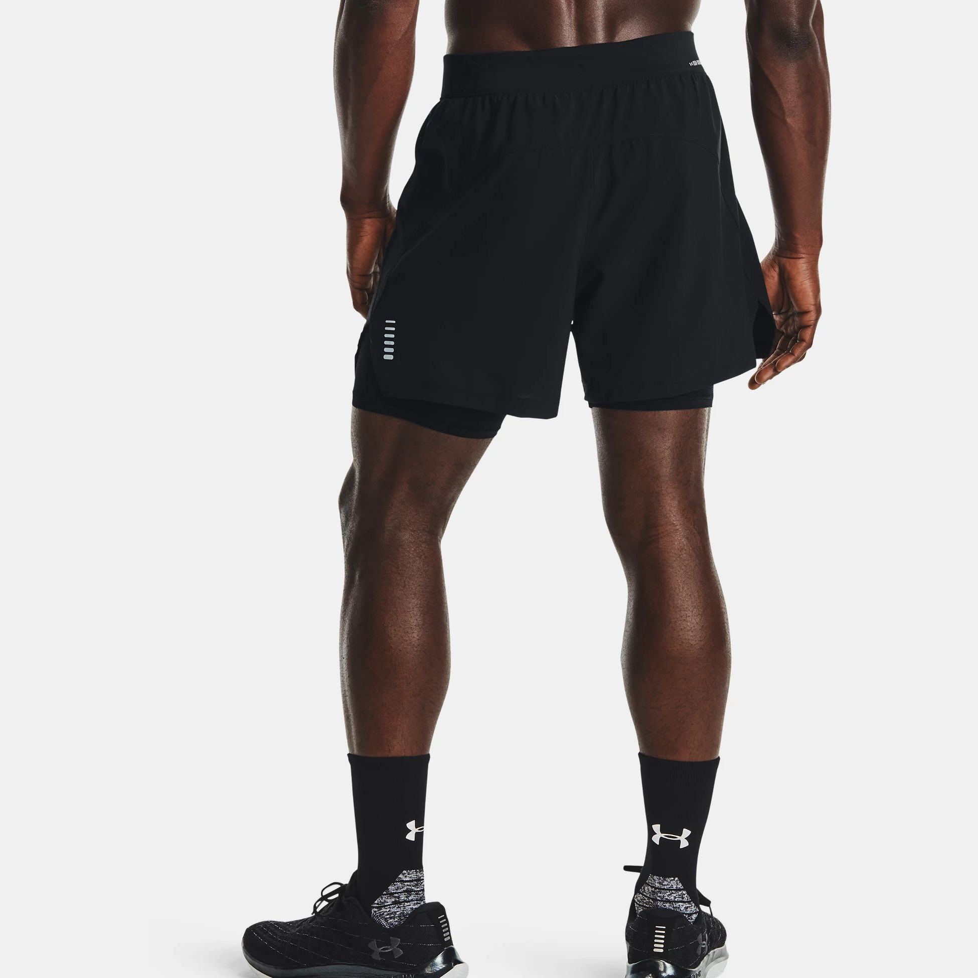 Clothing -  under armour UA Iso-Chill Run 2-in-1 Shorts