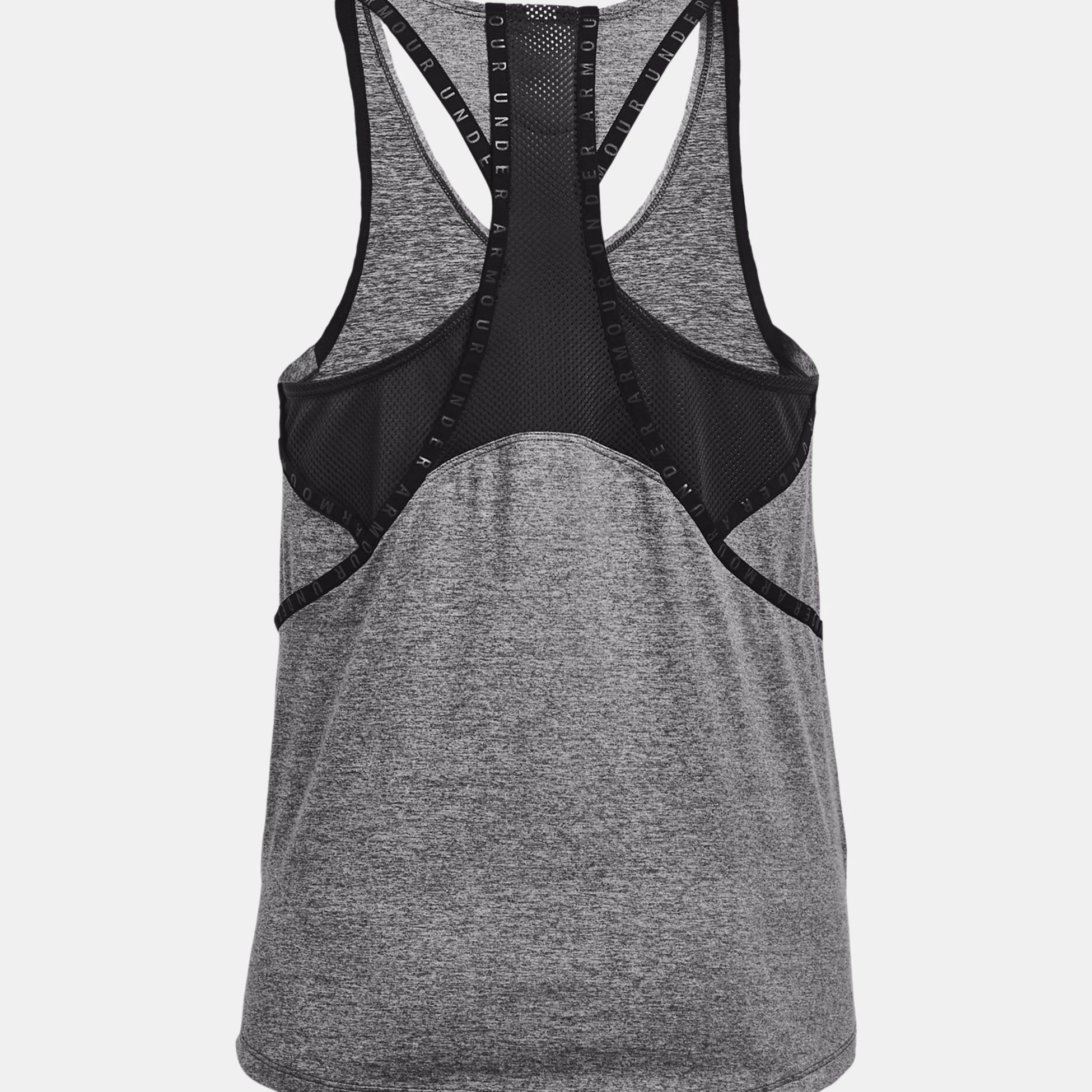 Clothing -  under armour UA Knockout Mesh Back Tank 0831