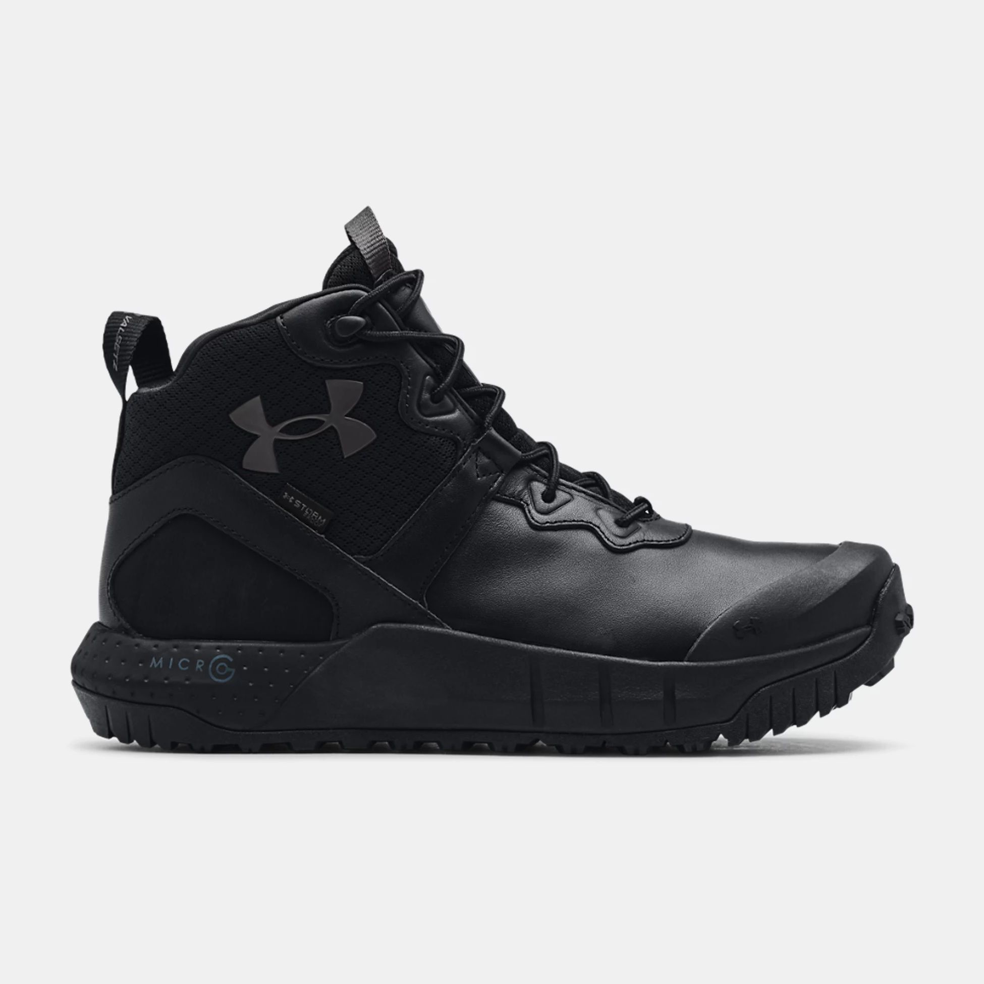 Shoes -  under armour UA Micro G Valsetz Mid Leather WP Tactical Boots