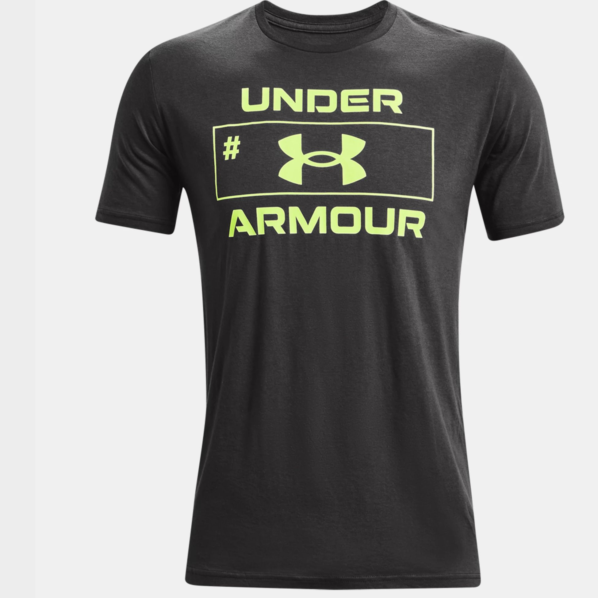 Clothing -  under armour UA Number Script Short Sleeve
