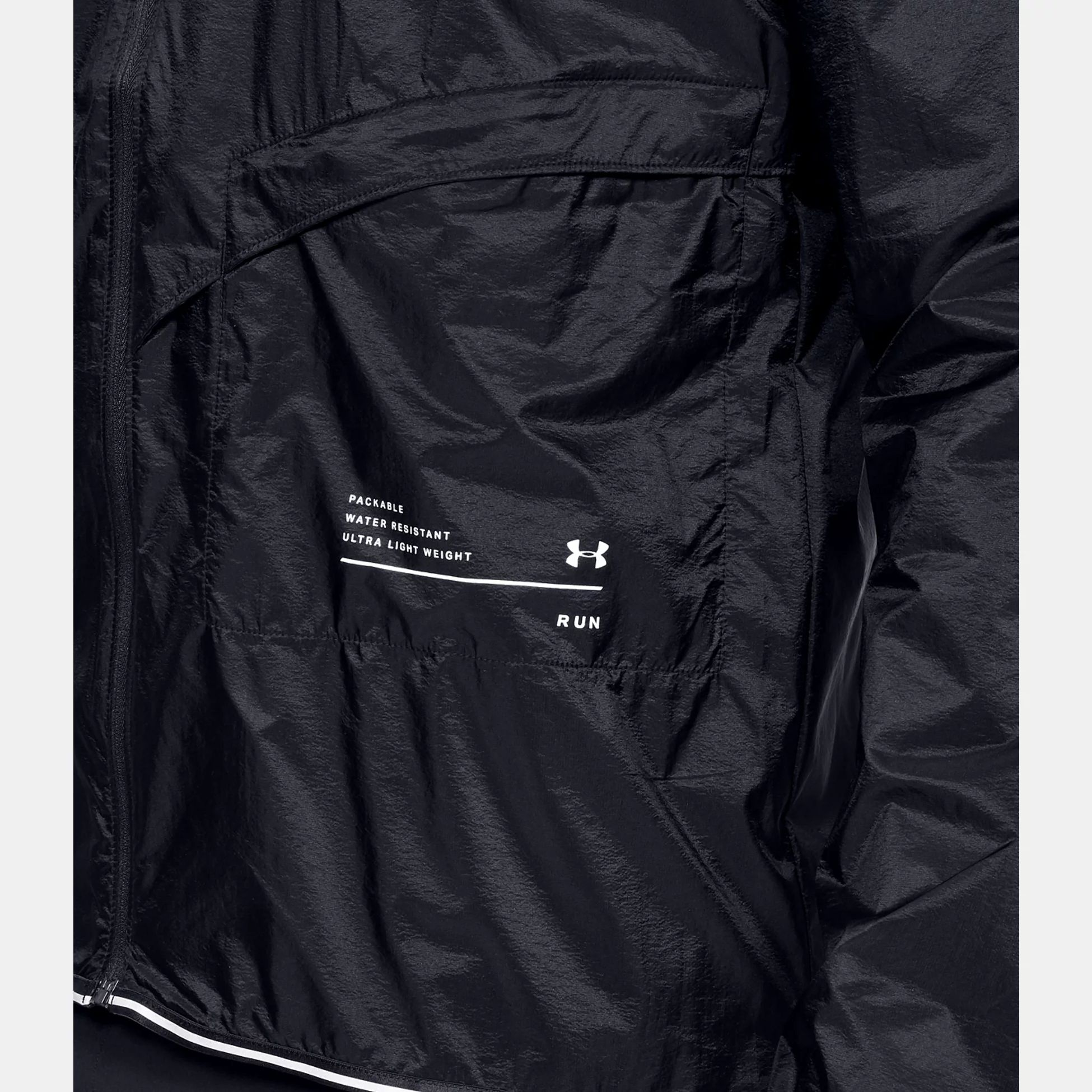 Clothing -  under armour UA Qualifier Storm Packable Jacket 6597
