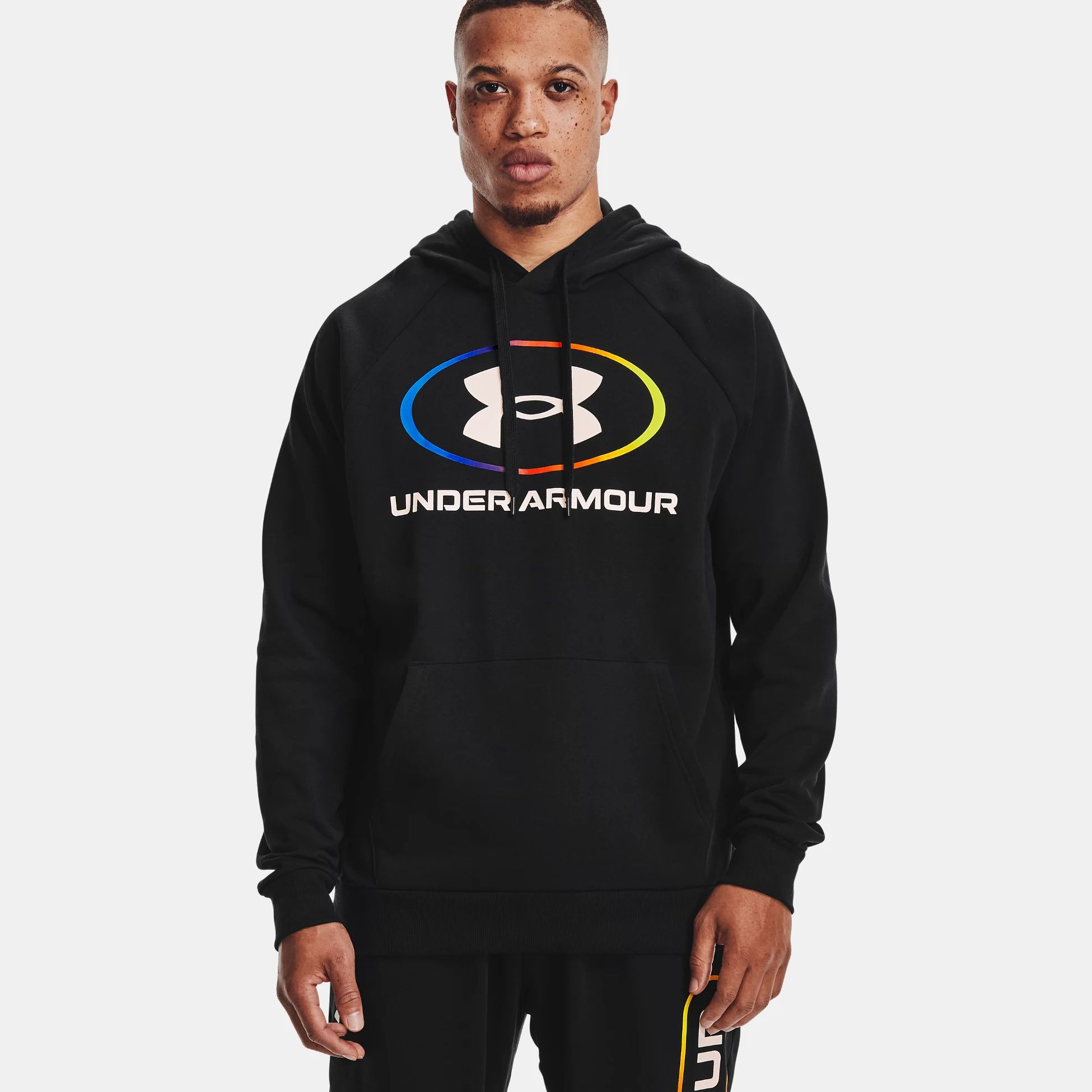 Clothing -  under armour UA Rival Fleece Lockertag Hoodie 1557