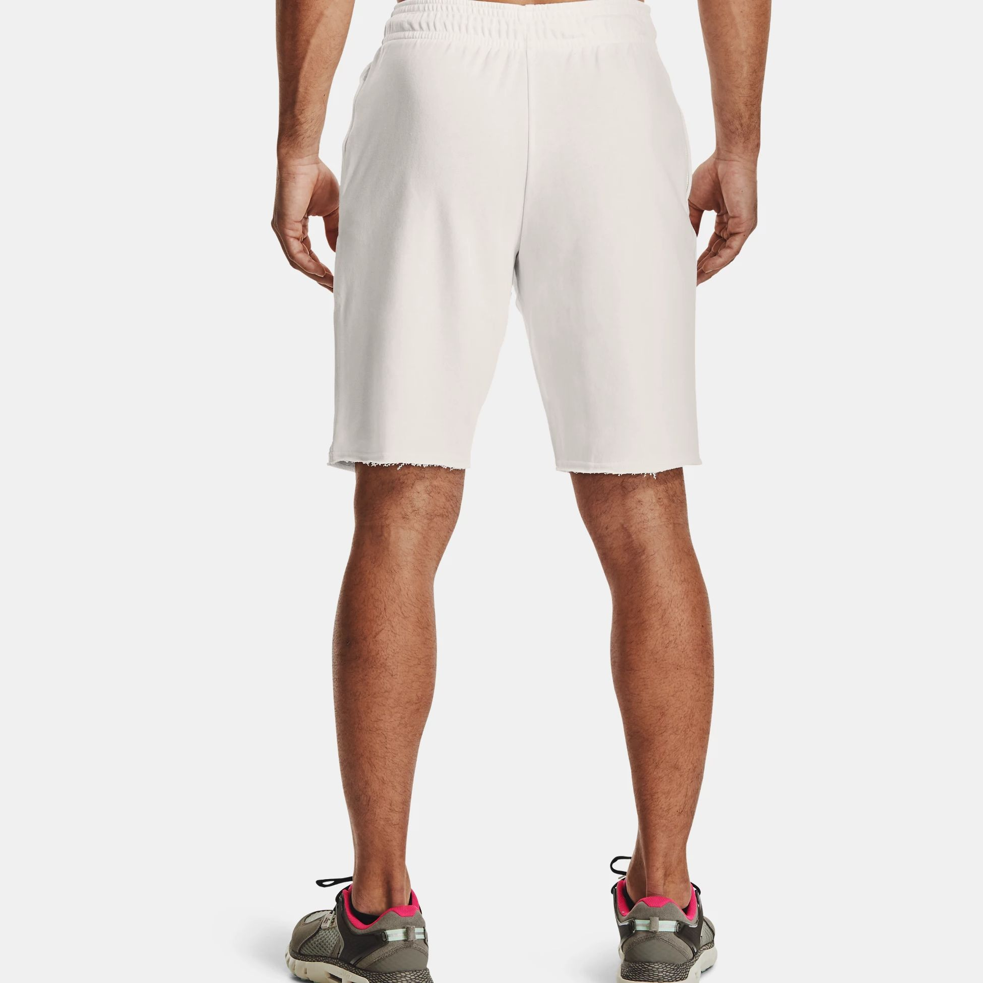 Clothing -  under armour UA Rival Terry Collegiate Shorts