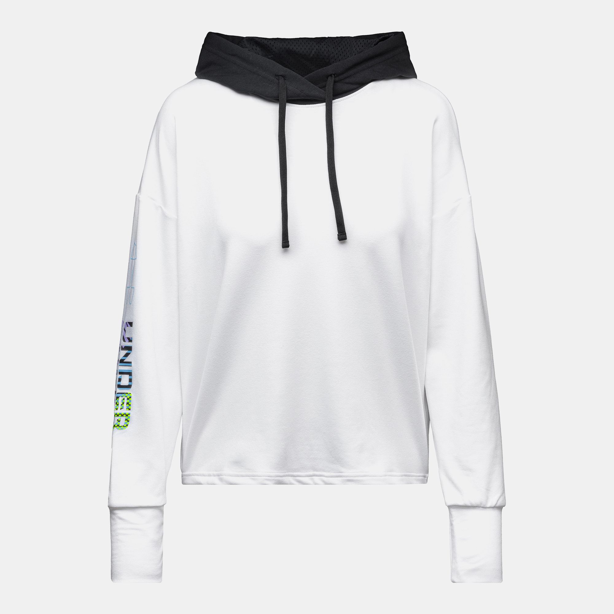 Clothing -  under armour UA Rival Terry Geo Hoodie