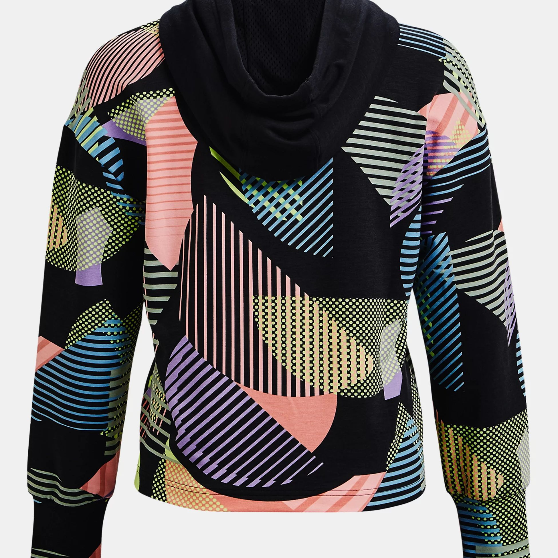 Clothing -  under armour UA Rival Terry Geo Print Hoodie