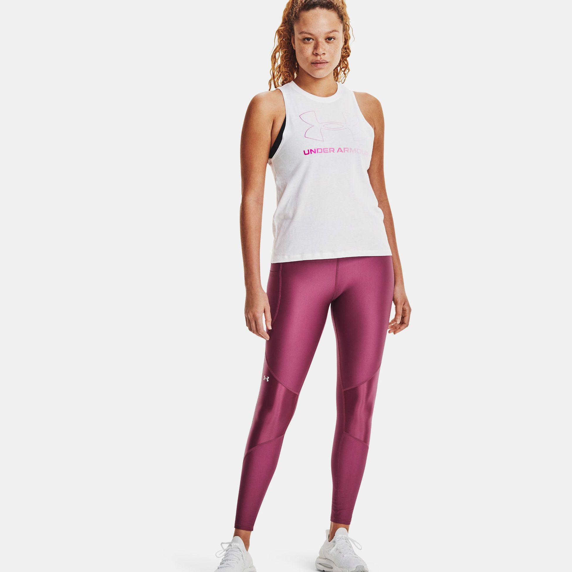 Clothing -  under armour UA Sportstyle Graphic Tank 6297