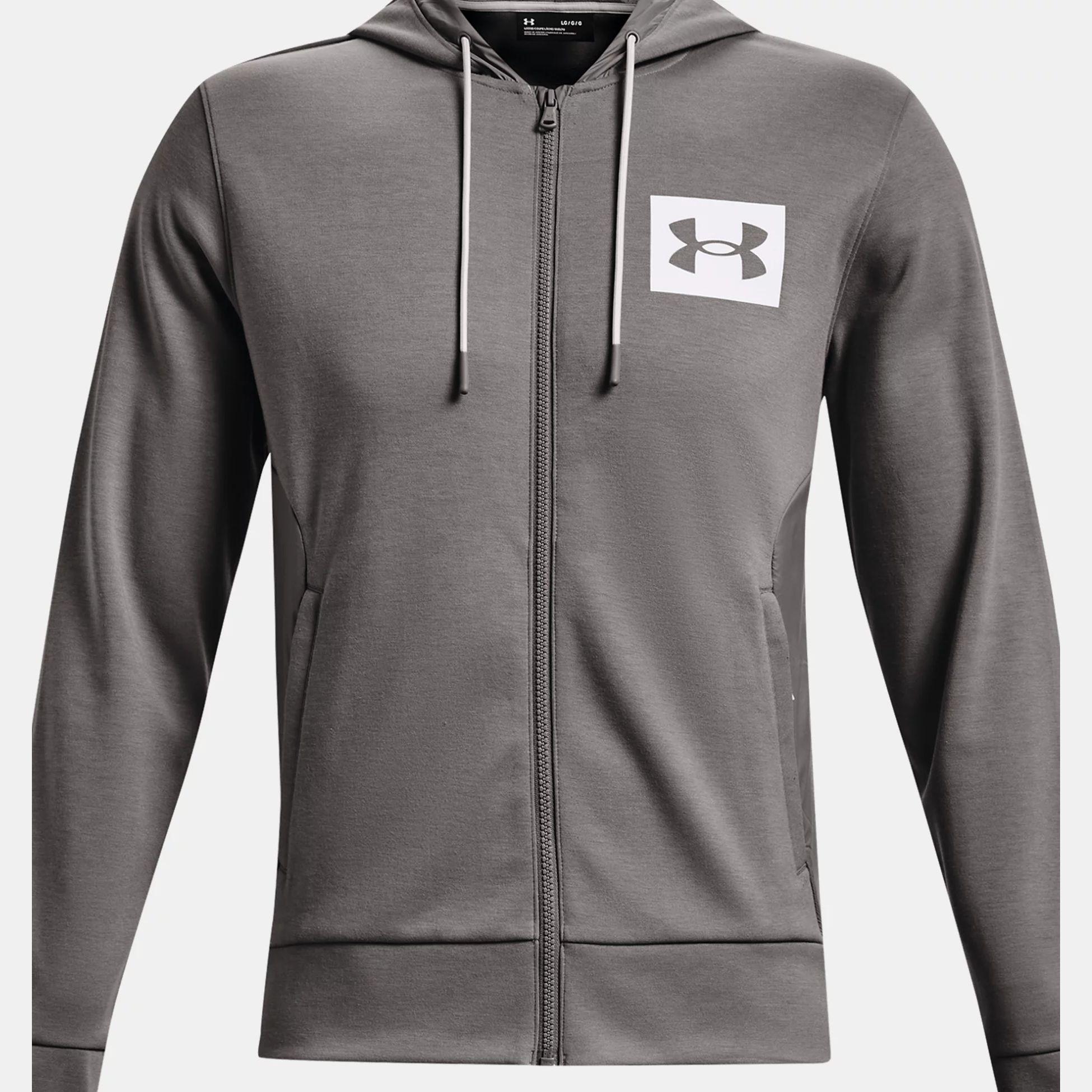 Clothing -  under armour UA Summit Knit Full-Zip Hoodie