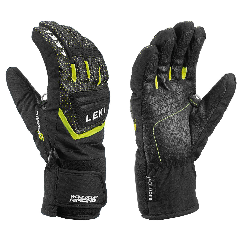 Ski & Snow Gloves -  leki WORLDCUP S JUNIOR
