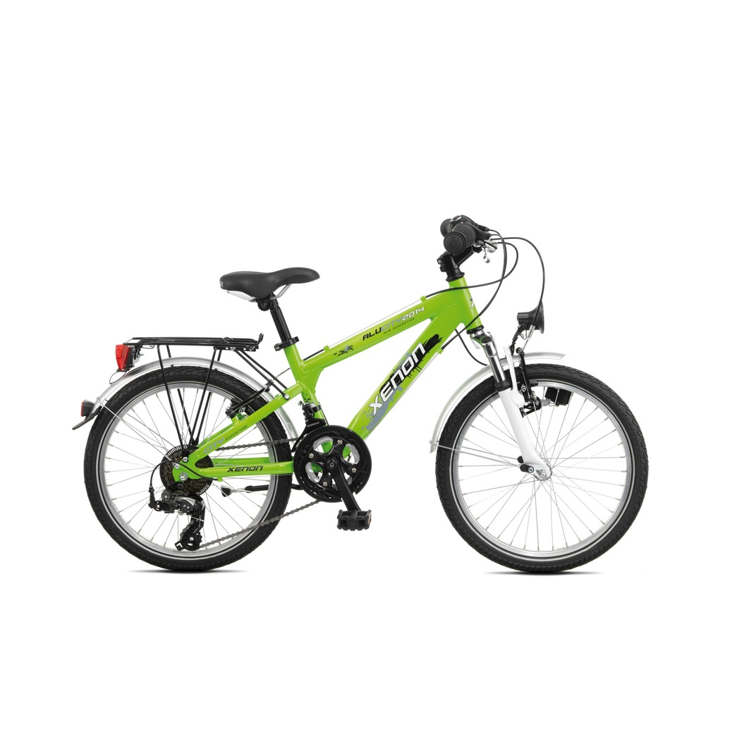 city kids xenon kids city 20 alu bike. Black Bedroom Furniture Sets. Home Design Ideas