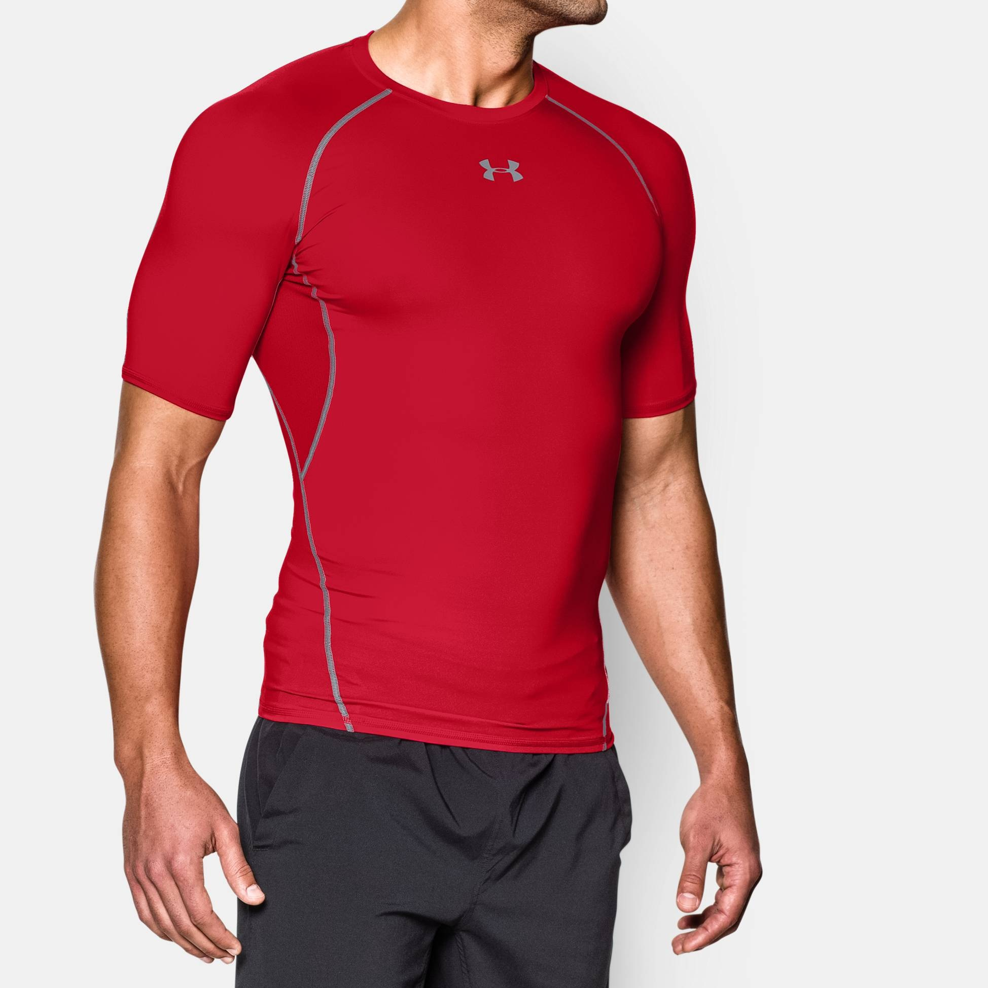 Clothing under armour armour compression shirt fitness for Under armour i will shirt
