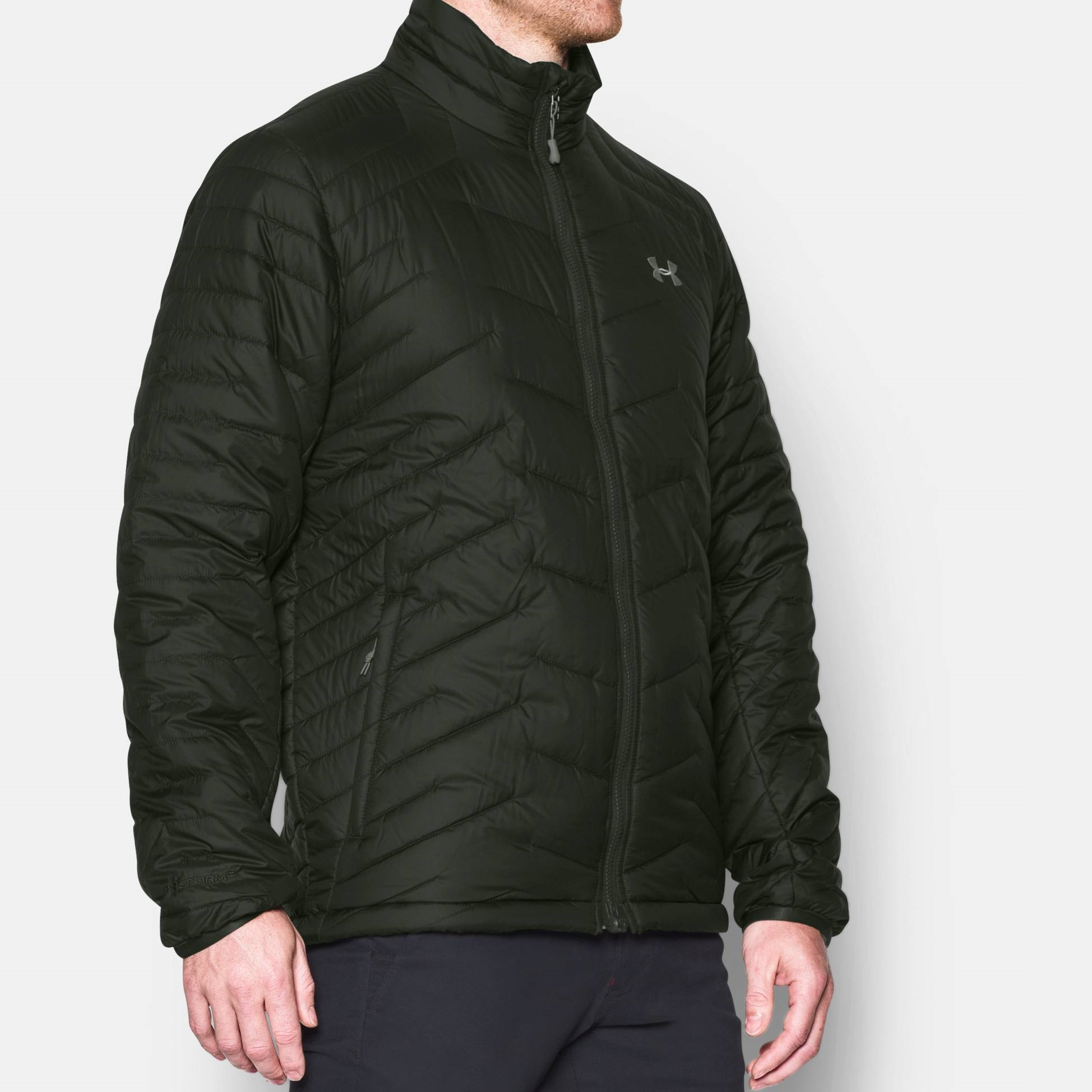 Clothing -  under armour ColdGear Reactor Jacket 0823