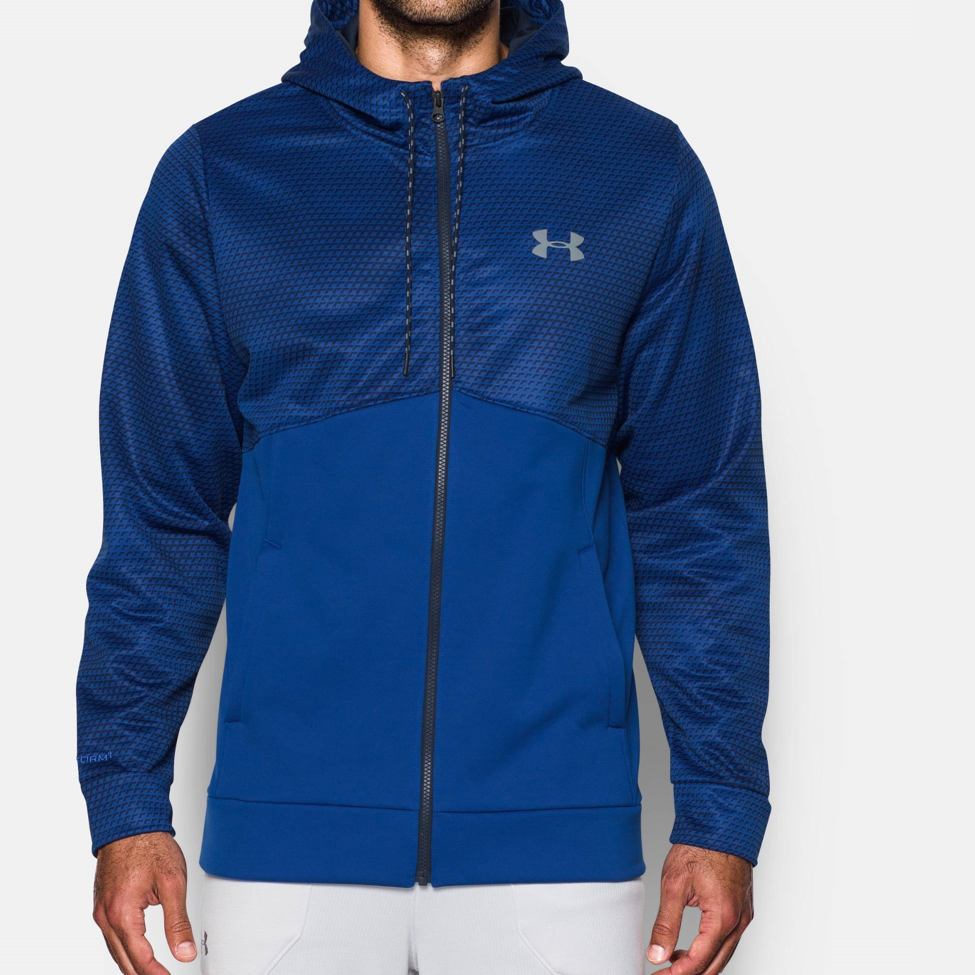 under armour zip hoodie waterproof clothing under armour fleece full zip hoodie fitness under