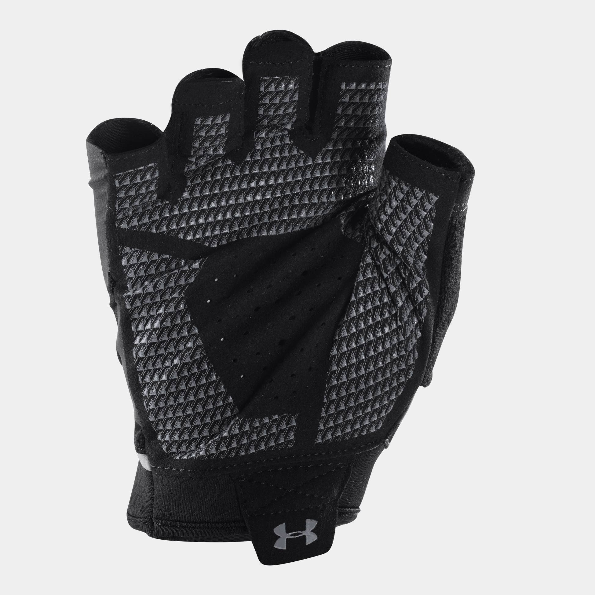 Under Armour 2015 Mens Ua Renegade Training Gloves Support: Under Armour Flux Half-Finger Training Gl