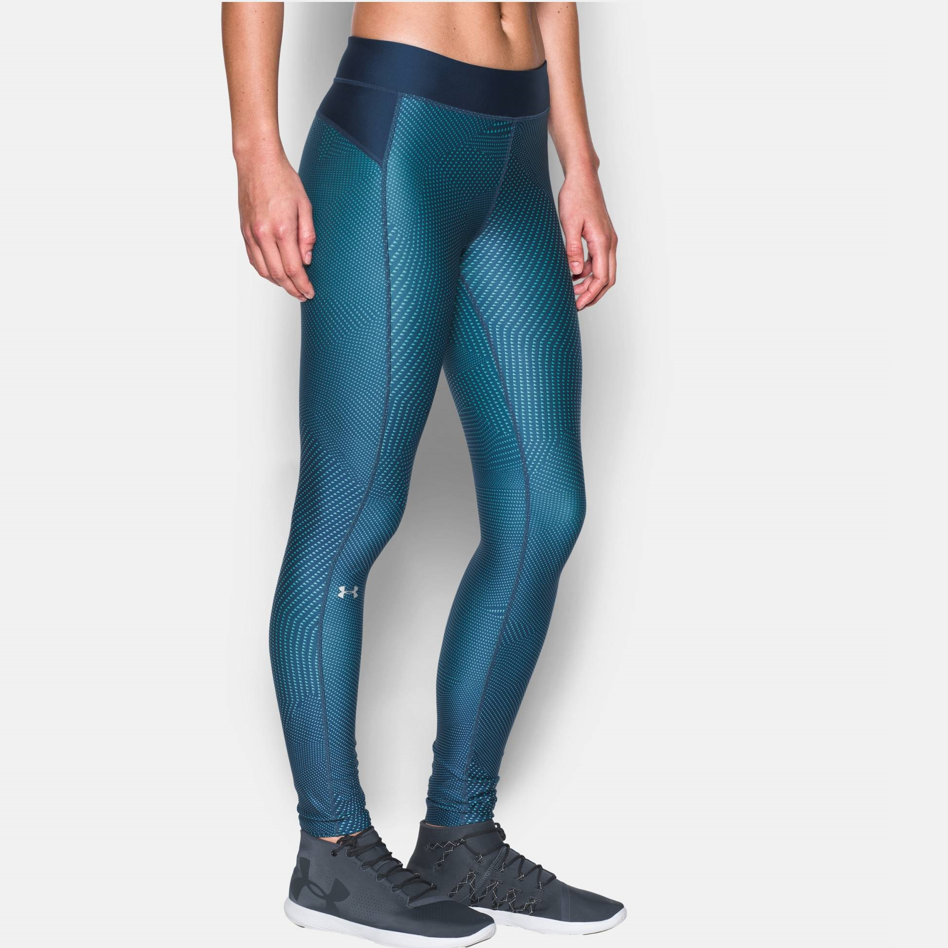 clothing under armour hg armour printed leggings fitness