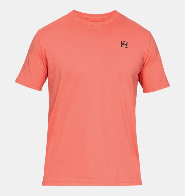 Clothing -  under armour Pursuit Of Victory Left Chest Short Sleeve 9622