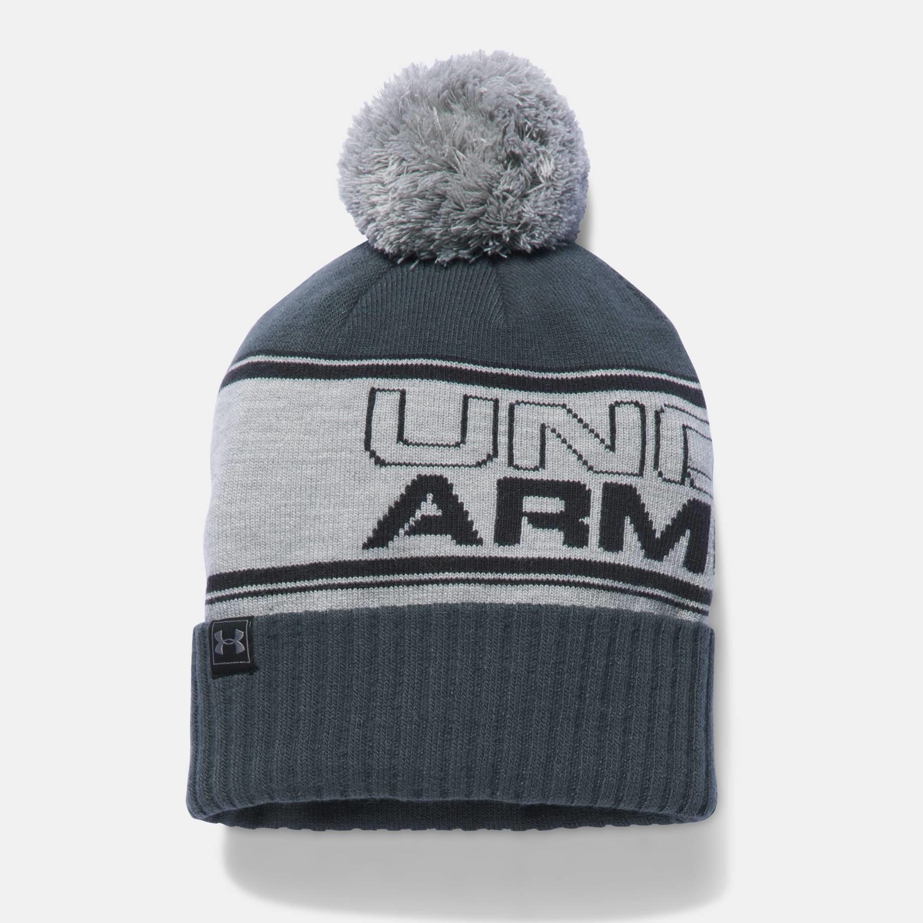 44d56279b10 Accessories - under armour Retro Pom Beanie   Fitness