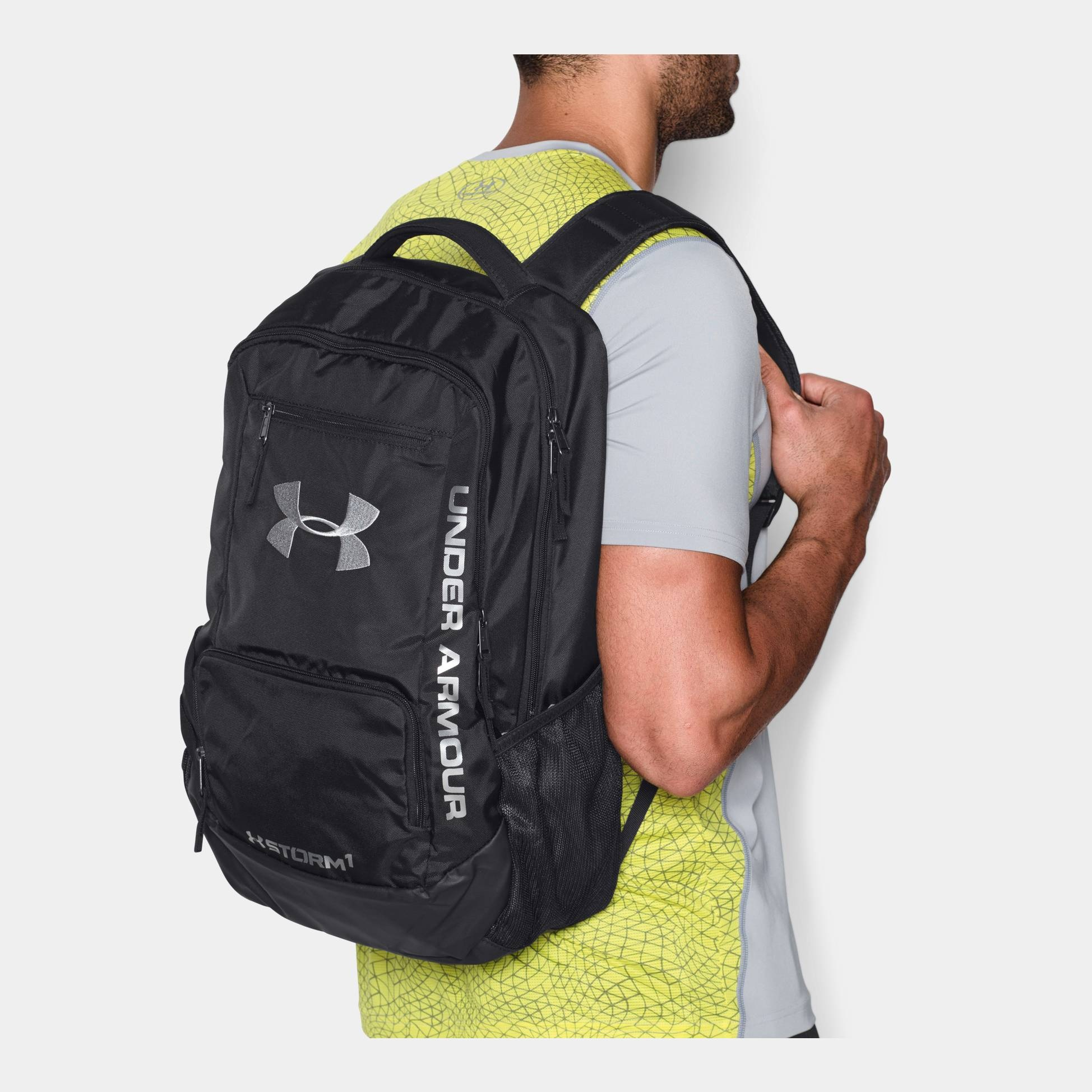 bf2aa65aaf Accessories - under armour Storm Hustle II Backpack