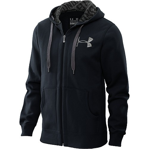 under armour zip up. clothing - under armour zip hoodie storm | fitness up u