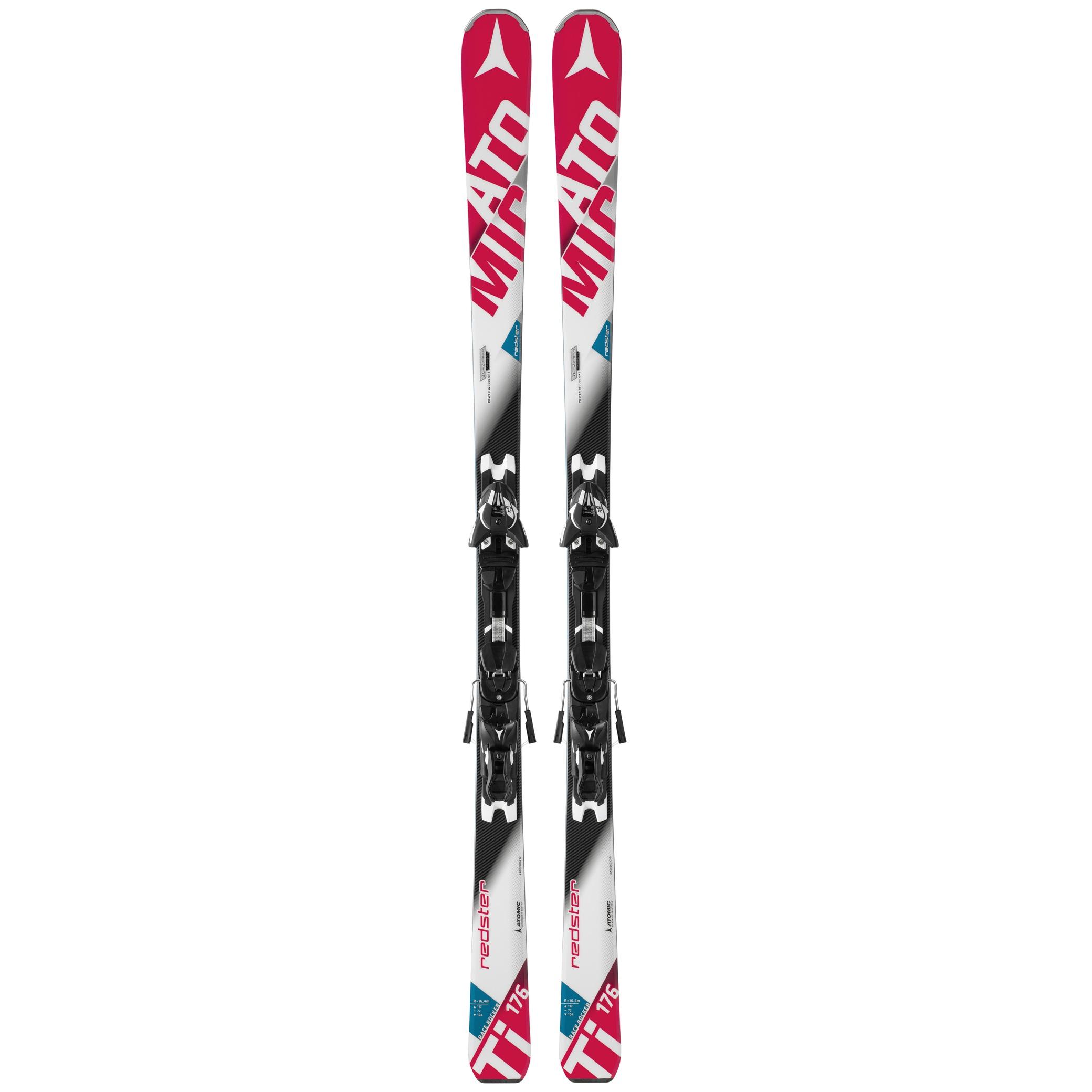 Ski | Atomic Redster TI + XTO 12 | Ski