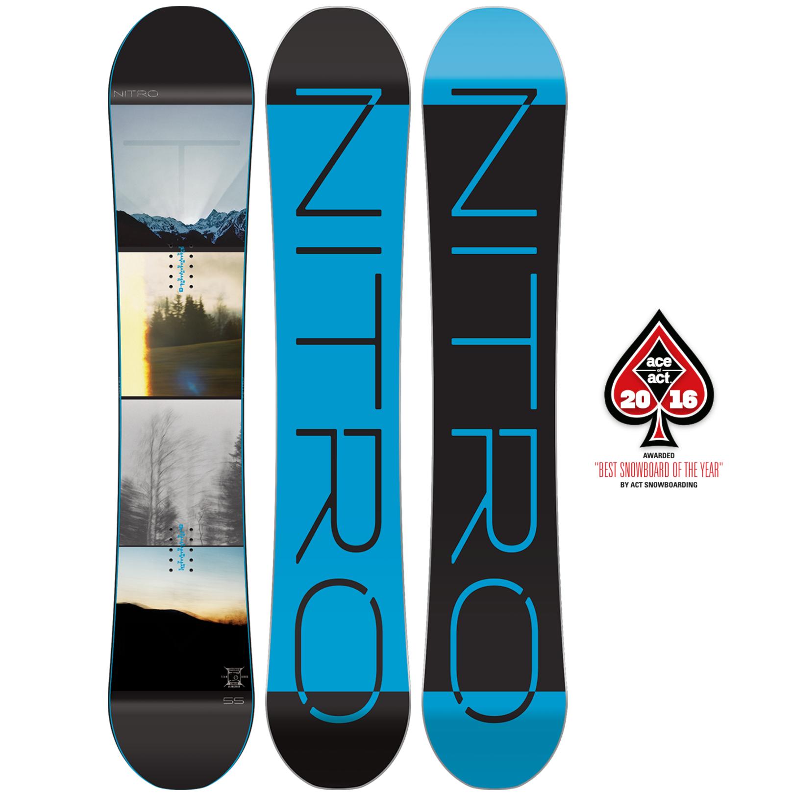 Boards - nitro Team Exposure Gullwing  8110c5d9b16f