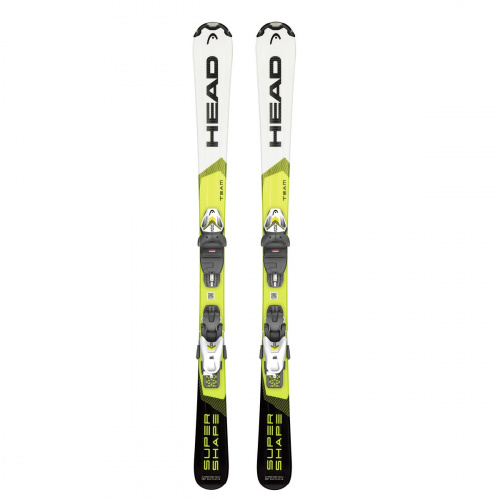 Ski - Head  SUPERSHAPE TEAM SLR PRO + SLR 7.5 GW AC | Ski