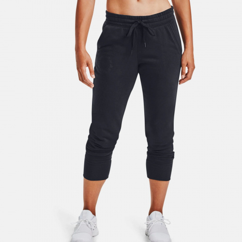 Clothing - Under Armour  UA Rival Fleece Metallic Joggers 6418 | Fitness