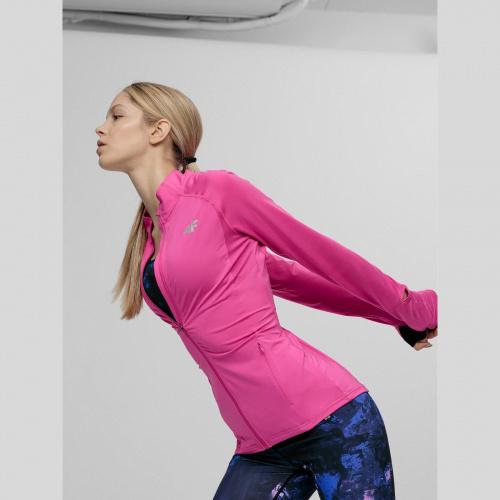 Clothing - 4f Bluză de alergare pentru femei BLDF010 | Fitness