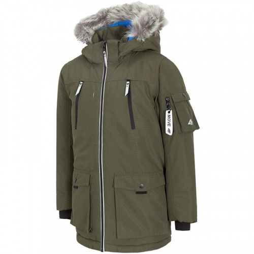 Winter Clothing - 4f Geaca 4F Junior JKUM001  | Sportstyle