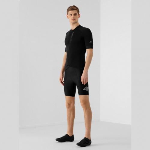 Pants - 4f Pantaloni scurți de bicicletă pentru bărbați RSM001 | Bike-equipment