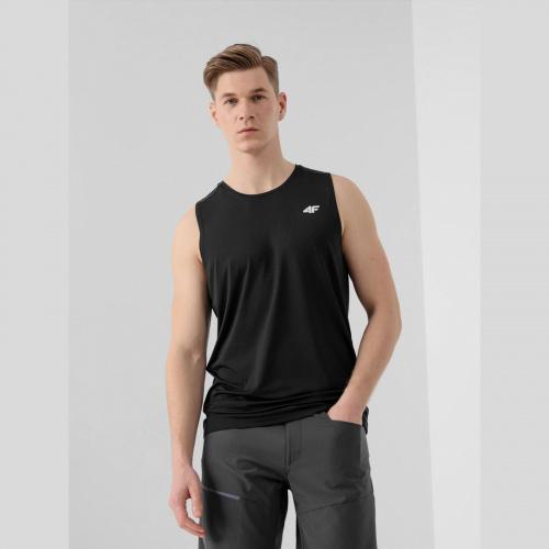 Clothing - 4f Tricou de antrenament pentru bărbați TSMF001   Fitness