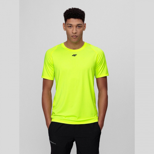 Clothing - 4f Tricou de antrenament pentru bărbați TSMF015 | Fitness